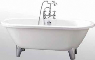 Trend free standing bath 1760 x 790mm